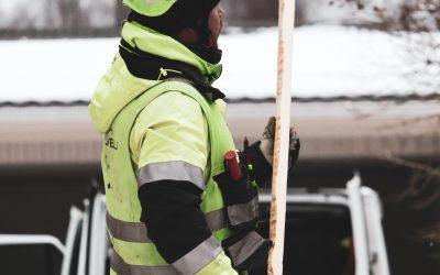 Tiesitkö, että kattoremontti onnistuu mainiosti myös talvella?